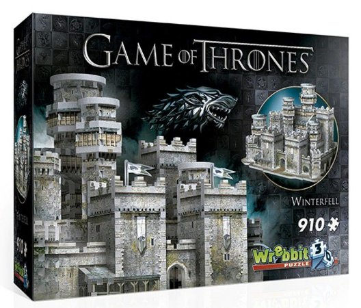 A Game of Thrones 3D: Winterfell