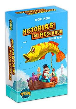 Histórias de Pescador Edição Mini