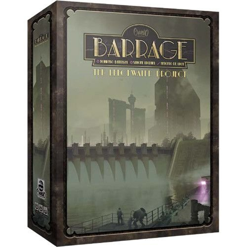 Barrage: The Leeghwater Project - Expansão