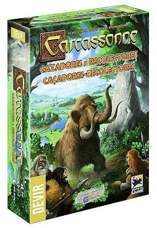 Carcassonne Caçadores - Recolectores