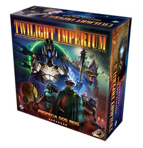Twilight Imperium (4ª Edição): Profecia dos Reis (Expansão)