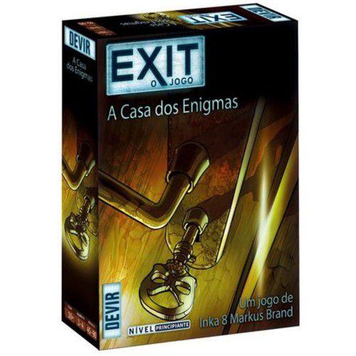 Exit - A Casa dos Enigmas