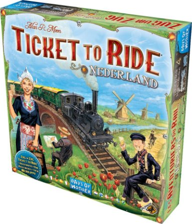 Ticket to Ride Nederland (Expansão)