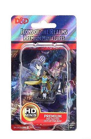 Elf Duid Female - D&D - Icons of the Realms - Miniatura Premium