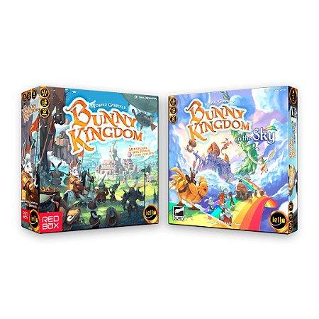 Bunny Kingdom + Expansão Bunny Kingdom in the Sky