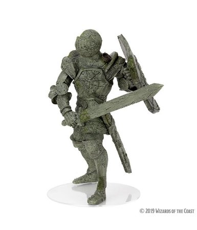 Dungeons & Dragons: Icons of the Realms – Walking Statue of Waterdeep – The Honorable Knight