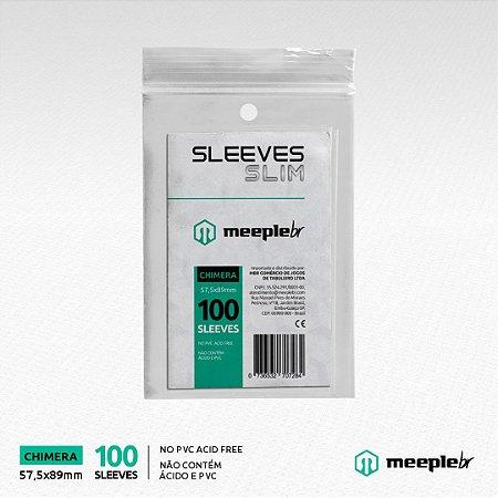 Sleeves MeepleBR Slim   Chimera 57,5 x 89 mm