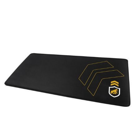 Mousepad gamer tech Grip (420x900mm) - Gorila Gamer