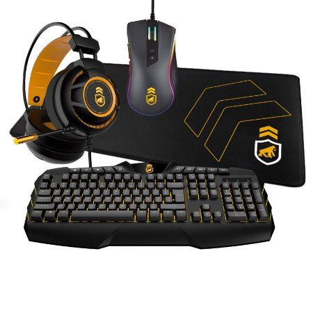 Kit Gamer Dual Shock 2 - Gorila Gamer