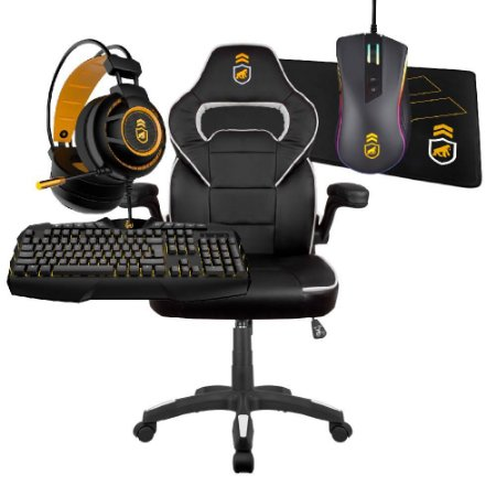Kit Gamer Armor 3 - Gorila Gamer