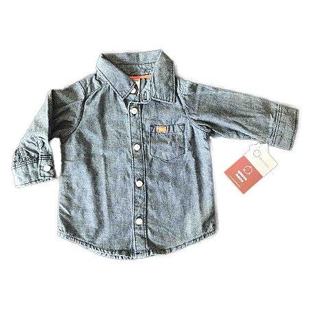 Camisa Jeans - Carter's