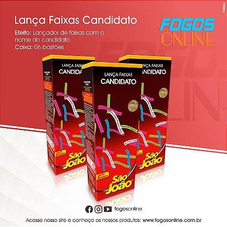 Lança Faixas Candidatos – São João