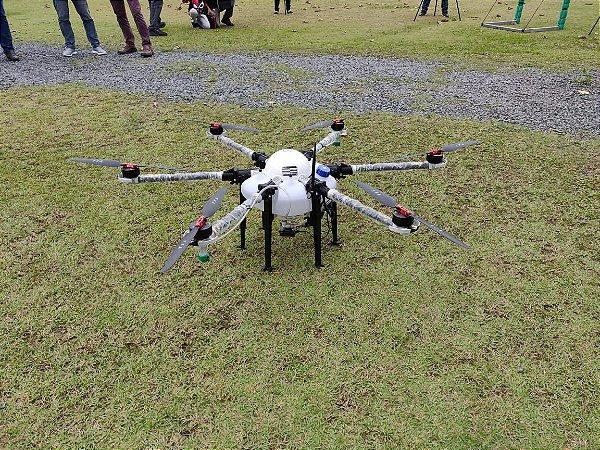 Drone Agrícola M6E1(10-Lt.)