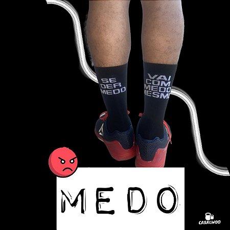 Pré-venda -MEDO - Casalwod - ( Envio até 10/10 )