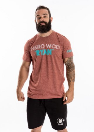 T-Shirt Casal Wod - RYAN - Telha