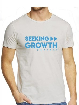 T-Shirt Crossfit - Seeking Growth Podcast