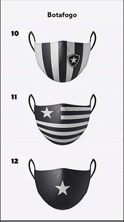 Kit com 3 máscaras premium  de alta proteção lávavel - O GLORIOSO