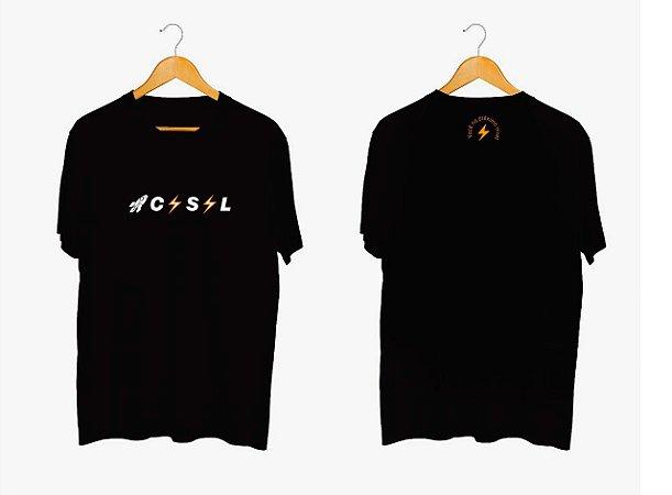 Camisa masculina T-Shirt Basic - CSL PRIME  ( Tecido premium )