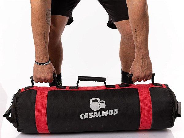Sand bag Casal wod  25 kilos FRETE GRÁTIS