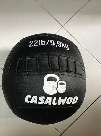 WALL BALL 22 LBS - CASAL WOD