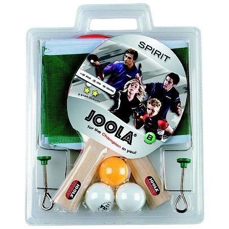 Starter Set - 1 rede, 2 raquetes e 3 bolas