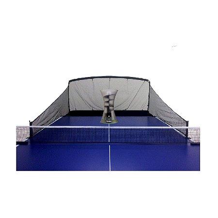 KIT: Robô de Treinamento de Tênis de Mesa iPong Expert + Rede aparadora de bolas - iPong