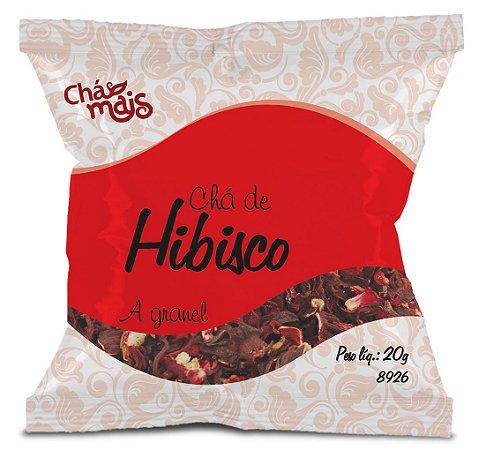 Chá de Hibisco - CháMais - A granel