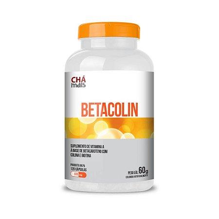 Betacolin - CháMais - 120 caps