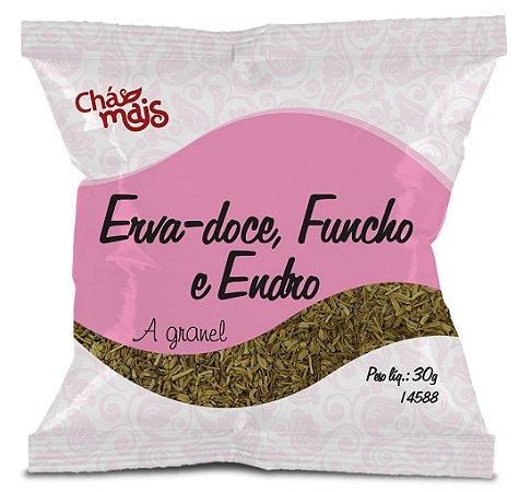 Chá Misto de Erva-Doce, Funcho e Endro - CháMais - A granel