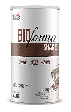 Shake Bio Forma, sabor Chocolate - CháMais - 400g