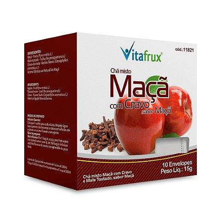 Chá Misto de Maçã com Cravo - Vitafrux - 10 Sachês