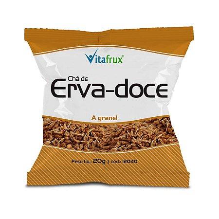 Chá de Erva-doce - Vitafrux - A granel
