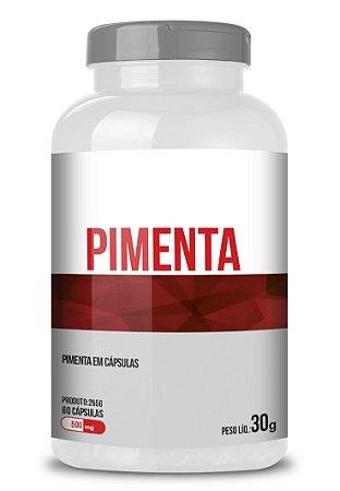 Pimenta em cápsulas - CháMais - 60 caps
