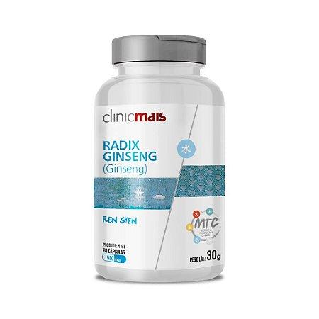 MTC Radix Ginseng - Ginseng - Ren Shen - ClinicMais