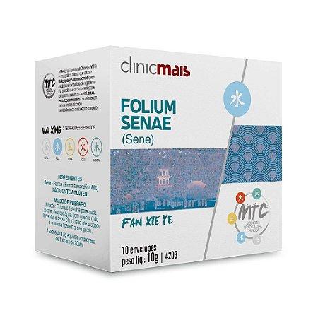 MTC Folium Senae - Sene - Fan Xie Ye - ClinicMais