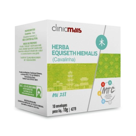 MTC Herba Equiseth Hemalis - Cavalinha - Mi Zei - ClinicMais