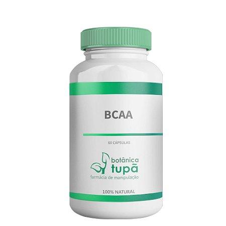 BCAA - 60 Doses - Manutenção de crescimento dos músculos