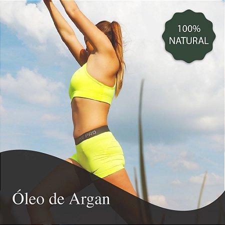 Óleo de Argan - 5 ml - Cabelos mais brilhantes, hidratados e suaves