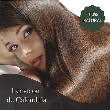 Leave on de Calêndula - Ph 4,0 - 250 ml - Cabelos fortes e cheio de vida