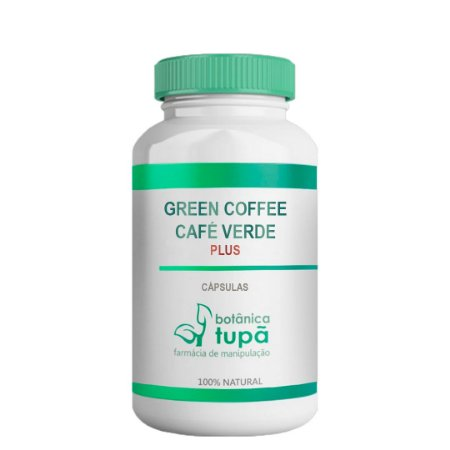 Green Coffee Plus - Auxilio no gerenciamento de peso