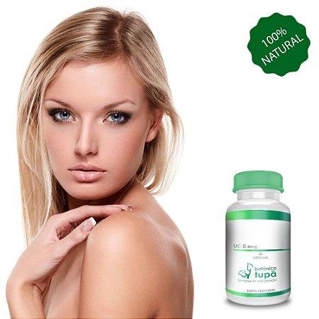 UC-II 40 mg - Ajuda a proteger e manter a saúde das articulações