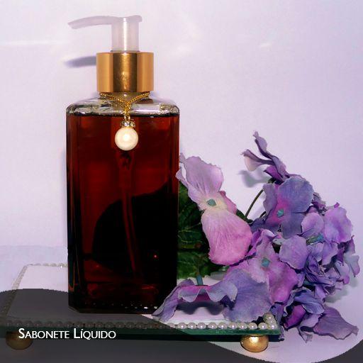 Sabonete Líquido - Quadrado - Diversos - 250 ml