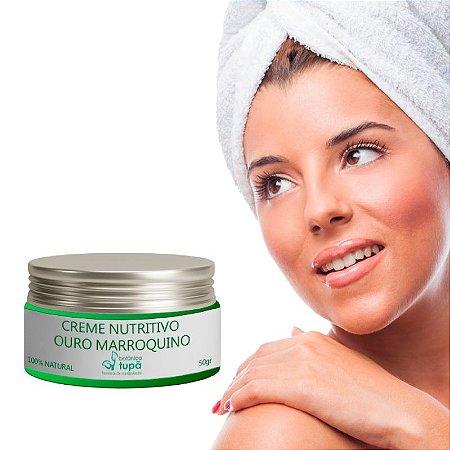 Creme Nutritivo Ouro Marroquino - 50g - Nutrição Facial