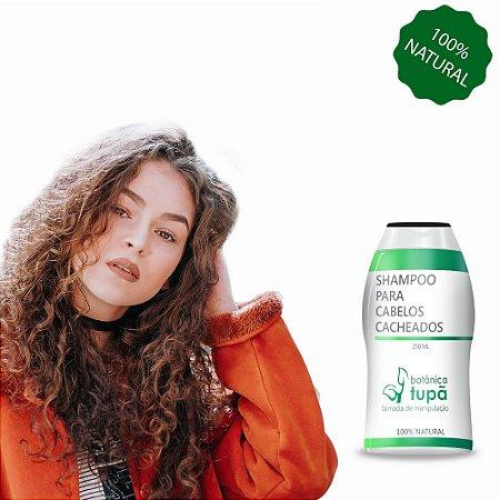 Shampoo para cabelos cacheados - 250ml