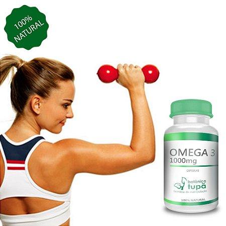 Óleo de Peixe (Ômega 3) - Auxilia no tratamento de Colesterol