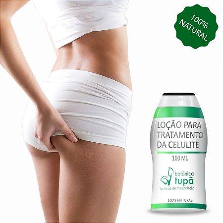 Loção para tratamento da Celulite - 100 ml