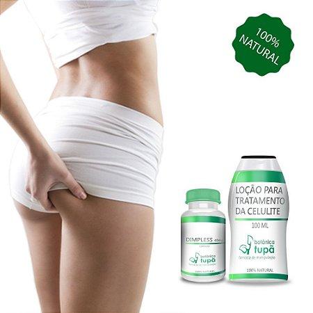 Tratamento Completo Contra a Celulite com Dimpless