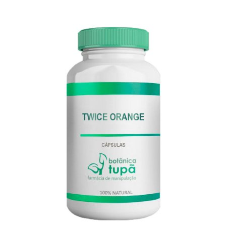 Twice Orange - Emagrecedor