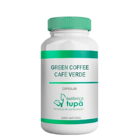 Green Coffee - Auxilio no gerenciamento de peso