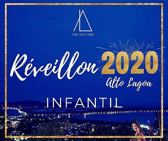 RÉVEILLON 2020 ALTO LAGOA - INFANTIL 3° LOTE
